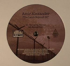 ALEXANDER, Amir - The Lands Beyond! EP