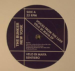 VOICES FROM THE LAKE - Velo Di Maya EP