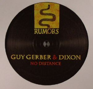 GERBER, Guy/DIXON - No Distance