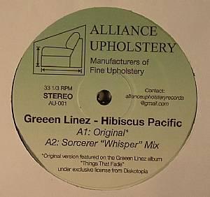 GREEEN LINEZ - Hibiscus Pacific