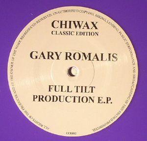 ROMALIS, Gary - Full Tilt Production EP