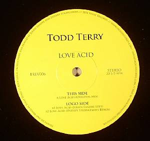 TERRY, Todd - Love Acid