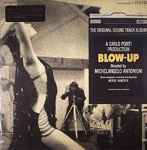 HANCOCK, Herbie - Blow Up (Soundtrack)