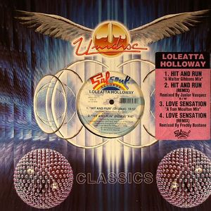 HOLLOWAY, Loleatta - Hit & Run