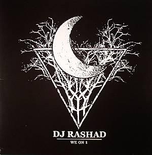 DJ RASHAD - We On 1