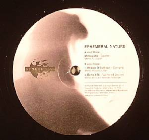 METROPOLIS/SHAWN O'SULLIVAN/ECHO 106 - Epheremal Nature