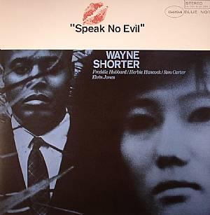 SHORTER, Wayne - Speak No Evil (Blue Note 75th Anniversary reissue) (stereo)