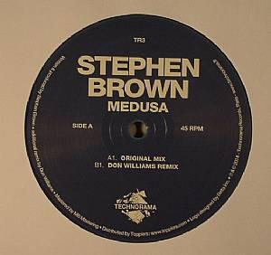 BROWN, Stephen - Medusa