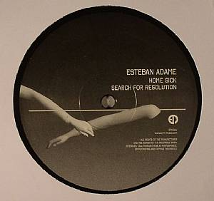 Cover art - Esteban Adame: Home Sick EP