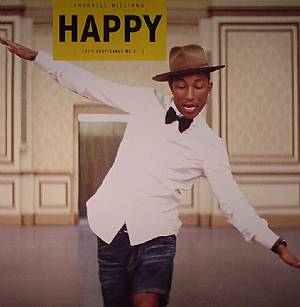 WILLIAMS, Pharrell - Happy