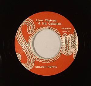 THELWELL, Llans & HIS CELESTIALS - Golden Horns