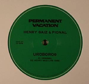 SAIZ, Henry/PIONAL - Uroboros
