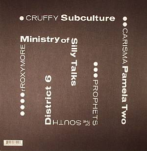 CRUFFY/CARISMA/RROXYMORE/PROPHETS OF THE SOUTH - Huntleys & Palmers Chapter 1