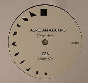 AURELIAN aka KM3/S3A/4004 & SEBASTIEN VORHAUS/CREATIVE SWING ALLIANCE - Faces 1216