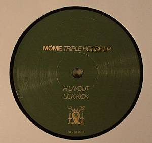 MOME - Triple House EP