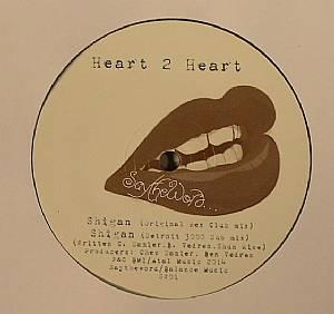 DAMIER, Chez/HEART 2 HEART - Say The Word 01