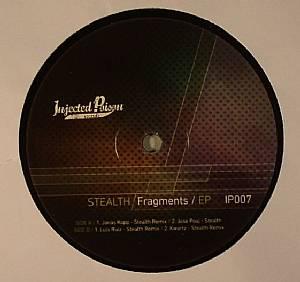 KOPP, Jonas/JOSE POUJ/LUIS RUIZ/KWARTZ - Stealth Fragments EP