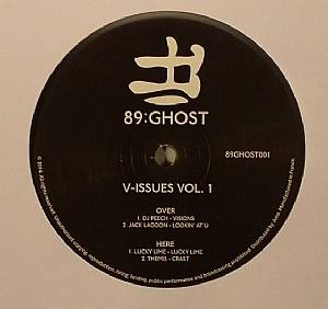 DJ PEECH/JACK LAGOON/LUCKY LIME/THEMIS - V Issues Vol 1