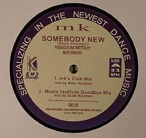 MK - Someone New