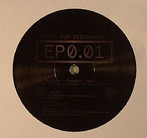 SOY MUSTAFA/XDB/CITY 2 CITY/JARED WILSON - Music For Visionaries EP 0.01