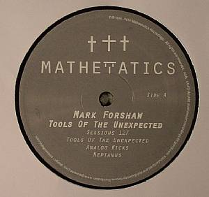 FORSHAW, Mark - Tools Of The Unexpected