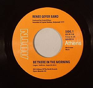 RENEE GEYER BAND - Be There In The Morning (1 per customer)