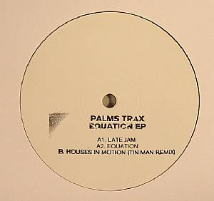 PALMS TRAX - Equation: 2nd Edition EP