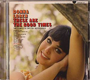 LOREN, Donna - These Are The Good Times: The Complete Capitol Recordings