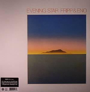 FRIPP, Robert/BRIAN ENO - Evening Star (remastered)