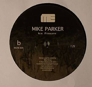 PARKER, Mike - Spitting Electricity