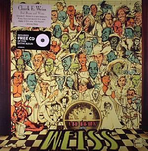 WEISS, Chuck E - Red Beans & Weiss