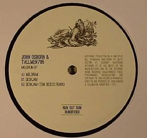 TALLMEN 785/JOHN OSBORN - Meldrum EP