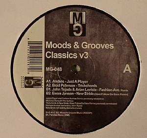 ANDRES/BRAD PETERSON/JOHN TEJADA/ADRIAN LEVISTE/EWAN JANSEN - Moods & Grooves Classics V3