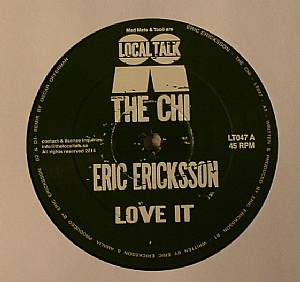 ERICKSSON, Eric - The Chi