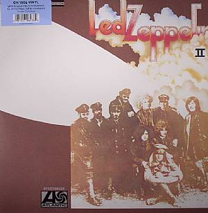 LED ZEPPELIN - Led Zeppelin II (Deluxe Edition) (remastered)