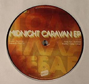 SAMES/AMPERS&/ANDY ASH/REPLIKA - Midnight Caravan EP