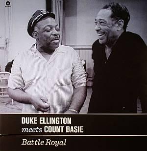 ELLINGTON, Duke/COUNT BASIE - Battle Royal (stereo)