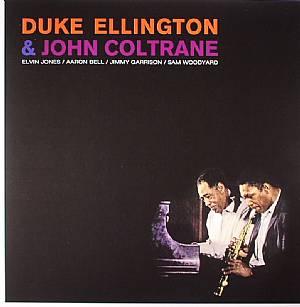 ELLINGTON, Duke/JOHN COLTRANE - Duke Ellington & John Coltrane (stereo) (remastered)