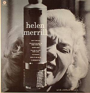 MERRILL, Helen - With Clifford Brown (remastered)