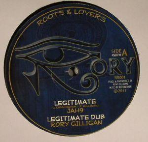 JAH9/RORY GILLIGAN/DEAN FRASER - Legitimate