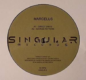 MARCELUS - Direct Drive EP