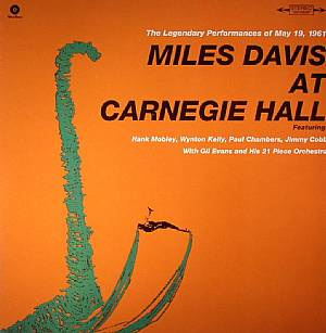 DAVIS, Miles - At Carnegie Hall (stereo) (remastered)