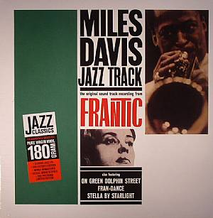 DAVIS, Miles - Jazz Track (remastered)