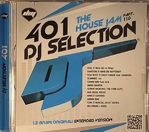 VARIOUS - DJ Selection 401: The House Jam Part 118