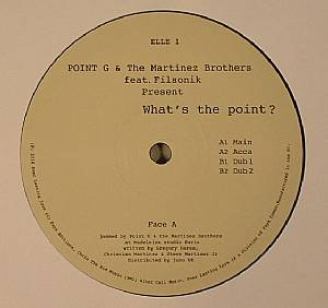 POINT G/THE MARTINEZ BROTHERS feat FILSONIK - What's The Point?