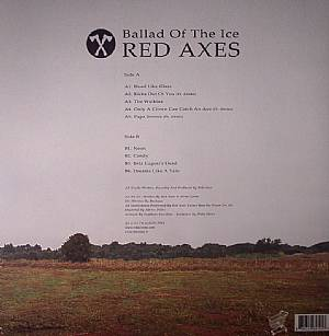 RED AXES - Ballad Of The Ice