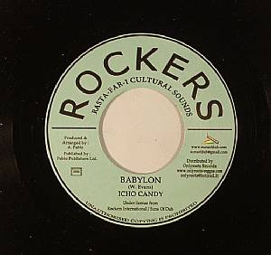 ICHO CANDY/ROCKERS INTERNATIONAL BAND - Babylon