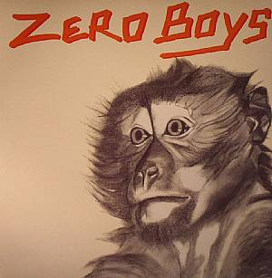 ZERO BOYS - Monkey