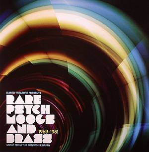 VARIOUS - Rare Psych Moogs & Brass: Music From Sonoton Library 1969-1981