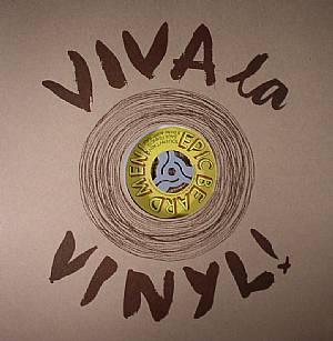 SAGE FRANCIS/EPIC BEARD MEN - Viva La Vinyl